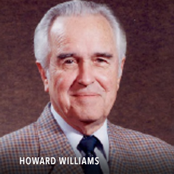 HOWARD WILLIAMS